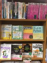 Python shelf